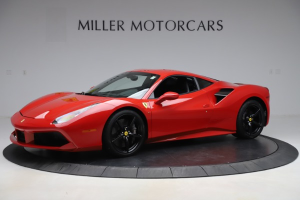 Used 2018 Ferrari 488 GTB for sale $245,900 at Bugatti of Greenwich in Greenwich CT 06830 2