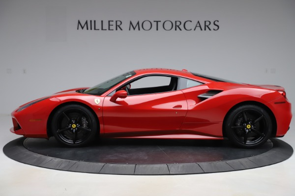 Used 2018 Ferrari 488 GTB for sale $245,900 at Bugatti of Greenwich in Greenwich CT 06830 3