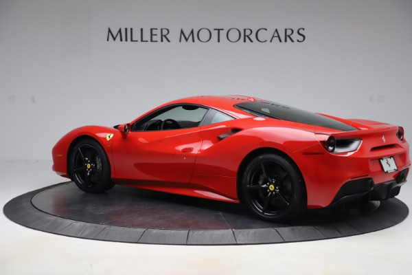 Used 2018 Ferrari 488 GTB for sale $245,900 at Bugatti of Greenwich in Greenwich CT 06830 4