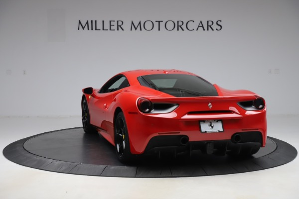 Used 2018 Ferrari 488 GTB for sale $245,900 at Bugatti of Greenwich in Greenwich CT 06830 5