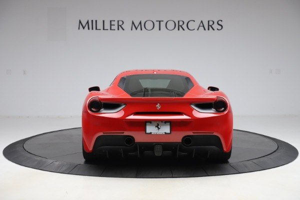 Used 2018 Ferrari 488 GTB for sale $245,900 at Bugatti of Greenwich in Greenwich CT 06830 6