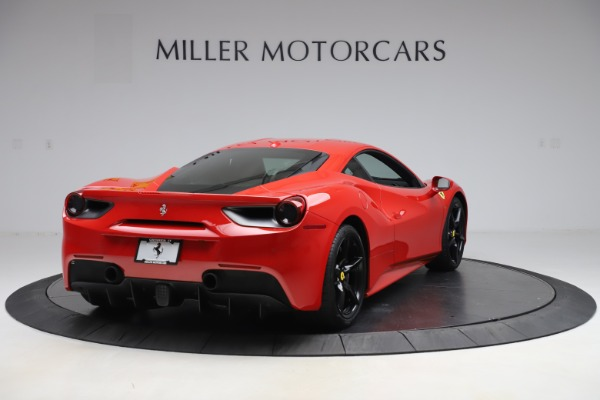 Used 2018 Ferrari 488 GTB for sale $245,900 at Bugatti of Greenwich in Greenwich CT 06830 7