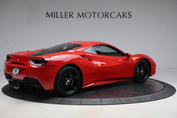 Used 2018 Ferrari 488 GTB for sale $245,900 at Bugatti of Greenwich in Greenwich CT 06830 8