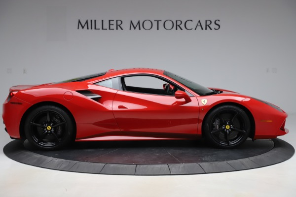 Used 2018 Ferrari 488 GTB for sale $245,900 at Bugatti of Greenwich in Greenwich CT 06830 9