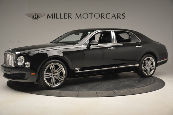 Used 2013 Bentley Mulsanne Le Mans Edition for sale Sold at Bugatti of Greenwich in Greenwich CT 06830 2