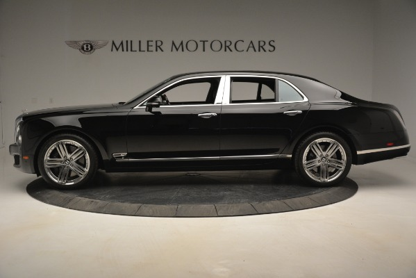 Used 2013 Bentley Mulsanne Le Mans Edition for sale Sold at Bugatti of Greenwich in Greenwich CT 06830 3