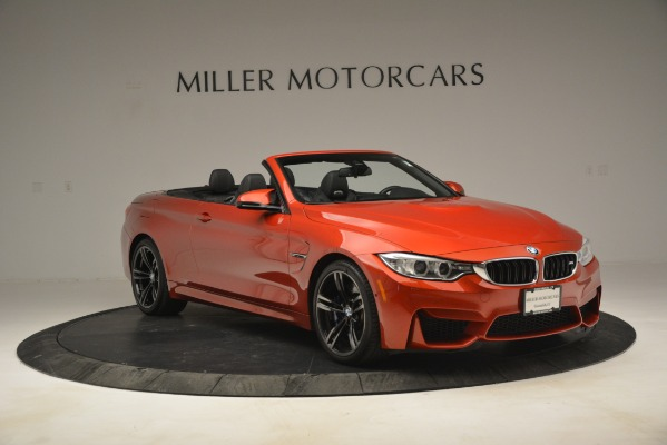 Used 2016 BMW M4 for sale Sold at Bugatti of Greenwich in Greenwich CT 06830 12