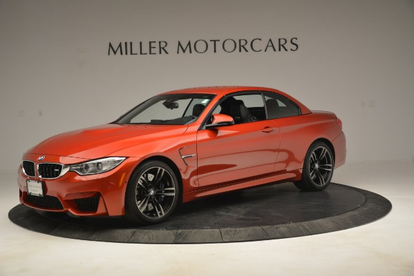 Used 2016 BMW M4 for sale Sold at Bugatti of Greenwich in Greenwich CT 06830 13