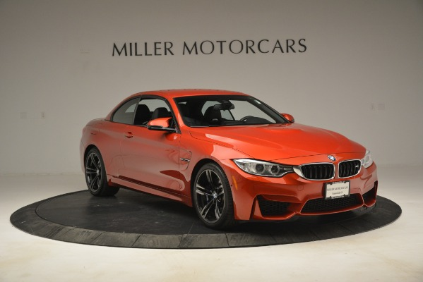 Used 2016 BMW M4 for sale Sold at Bugatti of Greenwich in Greenwich CT 06830 17
