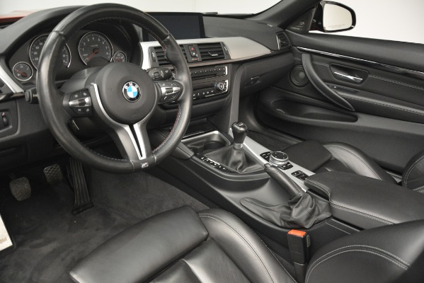 Used 2016 BMW M4 for sale Sold at Bugatti of Greenwich in Greenwich CT 06830 20