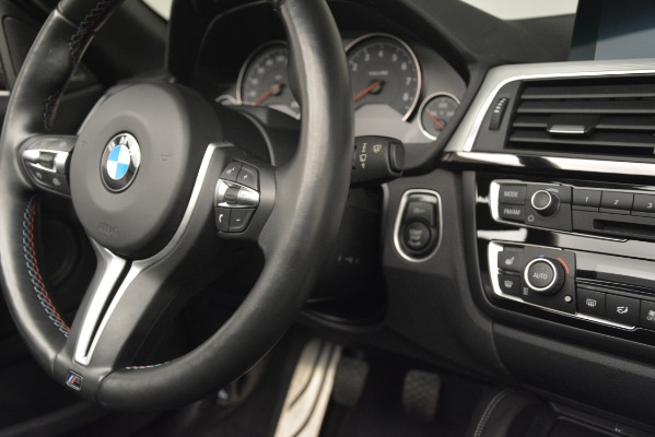 Used 2016 BMW M4 for sale Sold at Bugatti of Greenwich in Greenwich CT 06830 27