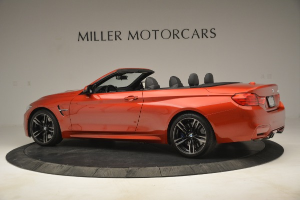 Used 2016 BMW M4 for sale Sold at Bugatti of Greenwich in Greenwich CT 06830 4