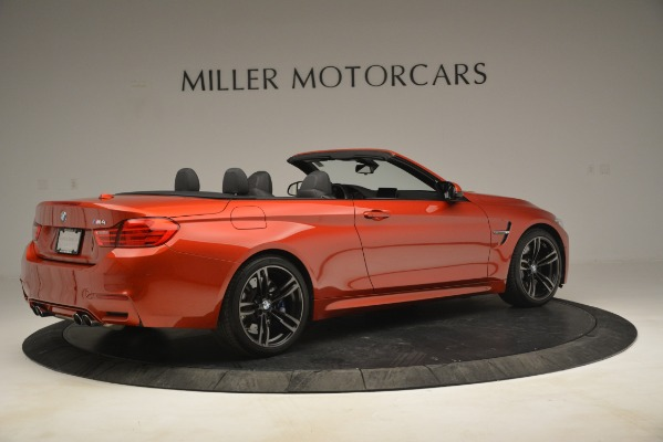 Used 2016 BMW M4 for sale Sold at Bugatti of Greenwich in Greenwich CT 06830 9