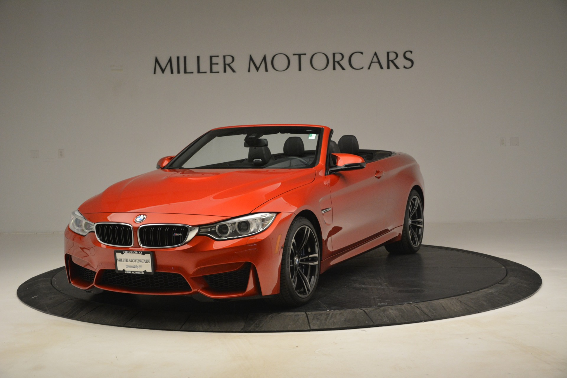 Used 2016 BMW M4 for sale Sold at Bugatti of Greenwich in Greenwich CT 06830 1