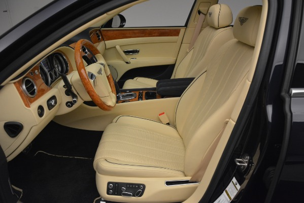Used 2015 Bentley Flying Spur V8 for sale Sold at Bugatti of Greenwich in Greenwich CT 06830 17