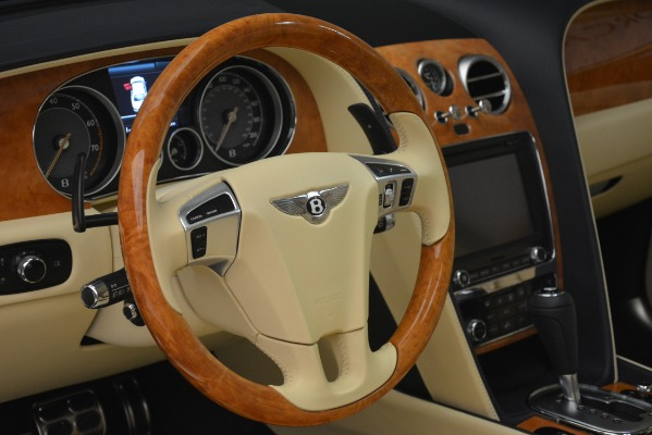 Used 2015 Bentley Flying Spur V8 for sale Sold at Bugatti of Greenwich in Greenwich CT 06830 19