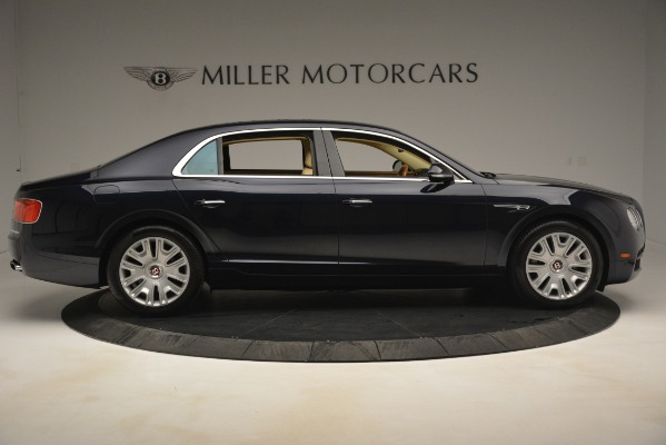 Used 2015 Bentley Flying Spur V8 for sale Sold at Bugatti of Greenwich in Greenwich CT 06830 8