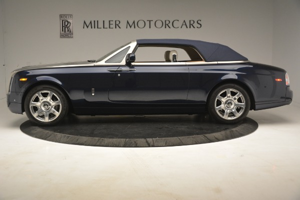 Used 2013 Rolls-Royce Phantom Drophead Coupe for sale Sold at Bugatti of Greenwich in Greenwich CT 06830 18