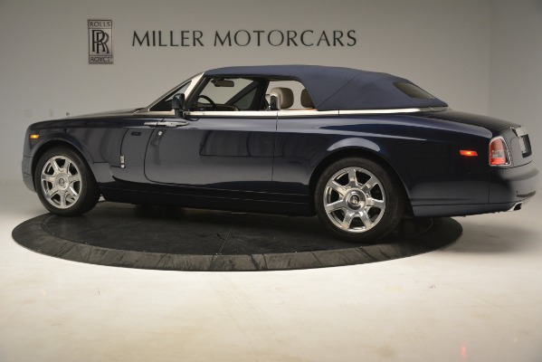 Used 2013 Rolls-Royce Phantom Drophead Coupe for sale Sold at Bugatti of Greenwich in Greenwich CT 06830 19