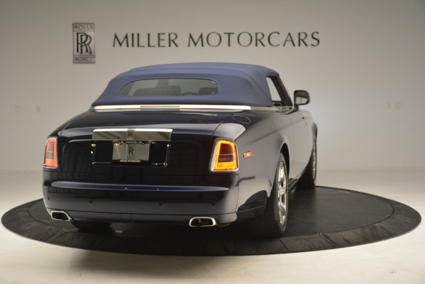 Used 2013 Rolls-Royce Phantom Drophead Coupe for sale Sold at Bugatti of Greenwich in Greenwich CT 06830 23