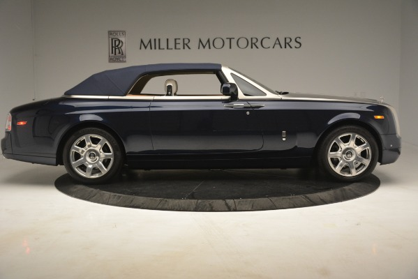 Used 2013 Rolls-Royce Phantom Drophead Coupe for sale Sold at Bugatti of Greenwich in Greenwich CT 06830 25