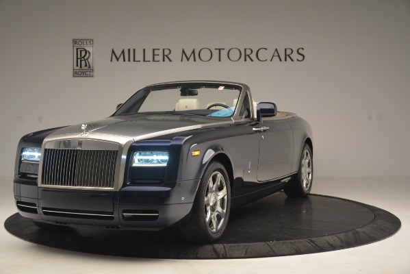 Used 2013 Rolls-Royce Phantom Drophead Coupe for sale Sold at Bugatti of Greenwich in Greenwich CT 06830 3