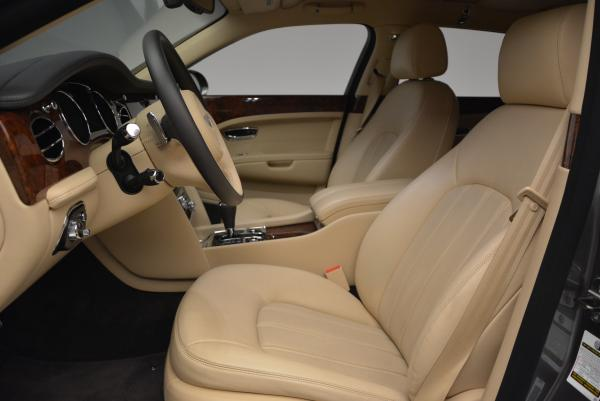 Used 2011 Bentley Mulsanne for sale Sold at Bugatti of Greenwich in Greenwich CT 06830 16