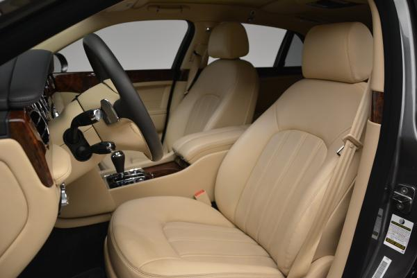 Used 2011 Bentley Mulsanne for sale Sold at Bugatti of Greenwich in Greenwich CT 06830 17