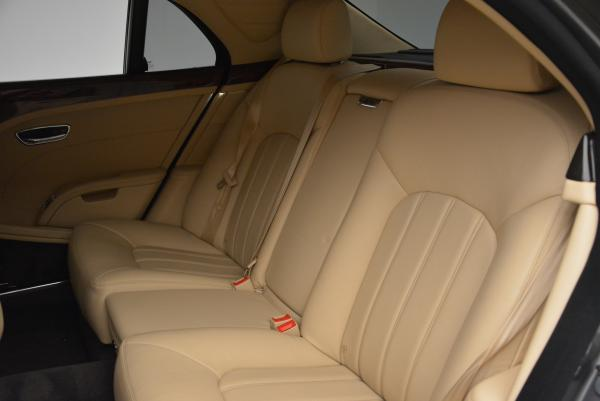 Used 2011 Bentley Mulsanne for sale Sold at Bugatti of Greenwich in Greenwich CT 06830 19