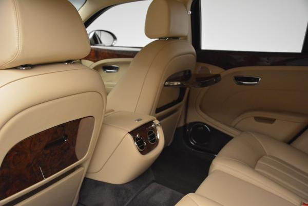 Used 2011 Bentley Mulsanne for sale Sold at Bugatti of Greenwich in Greenwich CT 06830 21