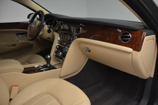 Used 2011 Bentley Mulsanne for sale Sold at Bugatti of Greenwich in Greenwich CT 06830 24