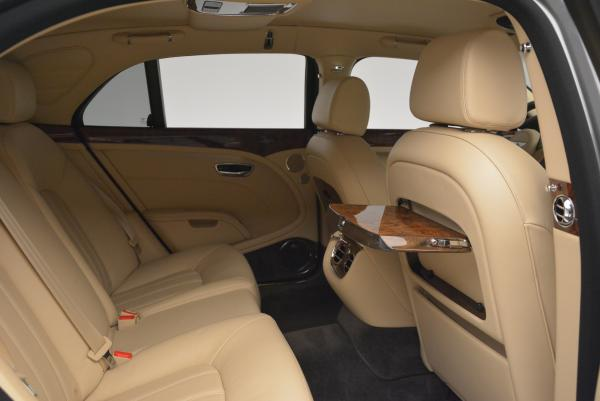 Used 2011 Bentley Mulsanne for sale Sold at Bugatti of Greenwich in Greenwich CT 06830 26