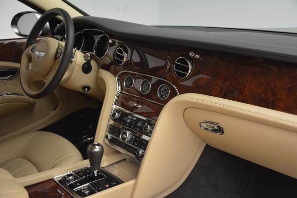 Used 2011 Bentley Mulsanne for sale Sold at Bugatti of Greenwich in Greenwich CT 06830 27