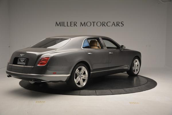 Used 2011 Bentley Mulsanne for sale Sold at Bugatti of Greenwich in Greenwich CT 06830 8