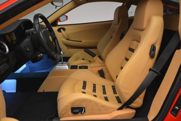 Used 2006 Ferrari F430 for sale Sold at Bugatti of Greenwich in Greenwich CT 06830 14