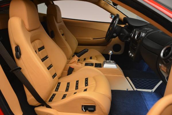 Used 2006 Ferrari F430 for sale Sold at Bugatti of Greenwich in Greenwich CT 06830 18