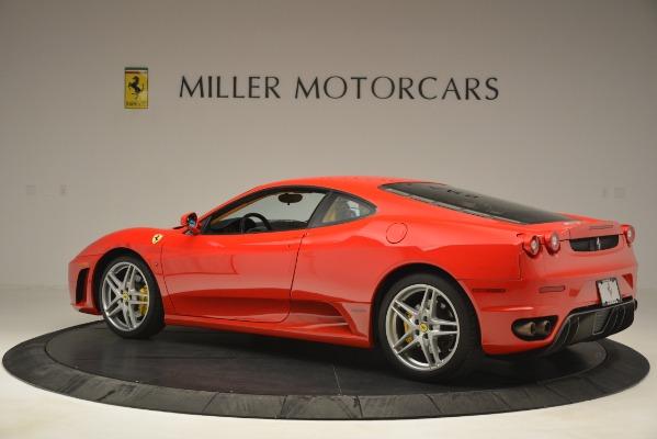 Used 2006 Ferrari F430 for sale Sold at Bugatti of Greenwich in Greenwich CT 06830 4