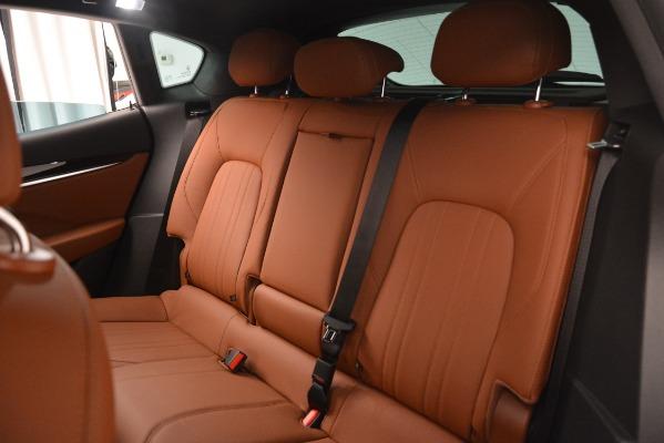 Used 2019 Maserati Levante Q4 for sale Sold at Bugatti of Greenwich in Greenwich CT 06830 17