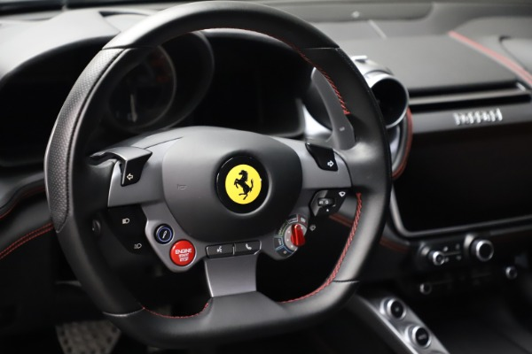 Used 2018 Ferrari GTC4Lusso for sale $209,900 at Bugatti of Greenwich in Greenwich CT 06830 20