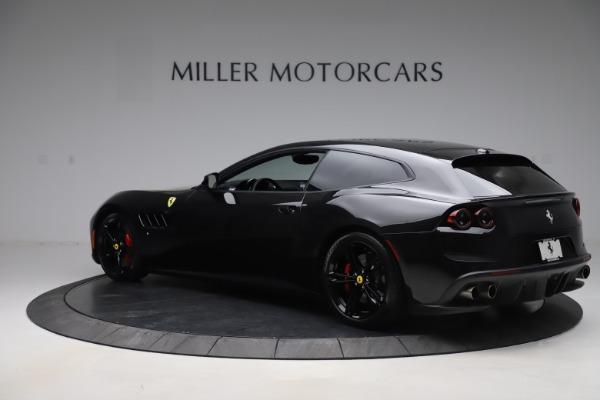 Used 2018 Ferrari GTC4Lusso for sale $209,900 at Bugatti of Greenwich in Greenwich CT 06830 4