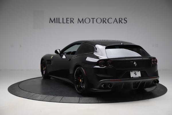 Used 2018 Ferrari GTC4Lusso for sale $209,900 at Bugatti of Greenwich in Greenwich CT 06830 5