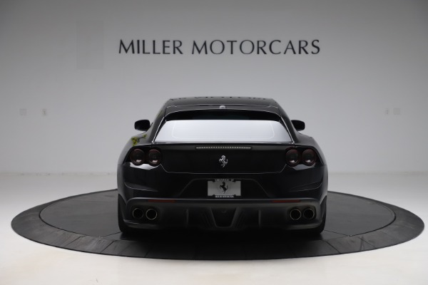 Used 2018 Ferrari GTC4Lusso for sale $209,900 at Bugatti of Greenwich in Greenwich CT 06830 6