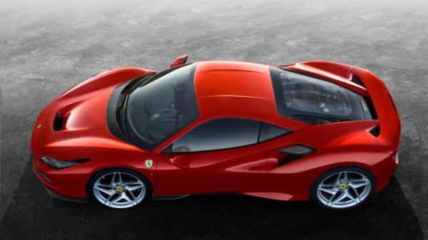 New 2021 Ferrari F8 Tributo for sale Call for price at Bugatti of Greenwich in Greenwich CT 06830 2