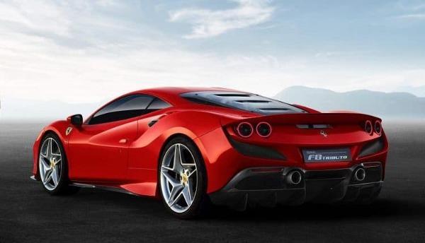 New 2021 Ferrari F8 Tributo for sale Call for price at Bugatti of Greenwich in Greenwich CT 06830 3