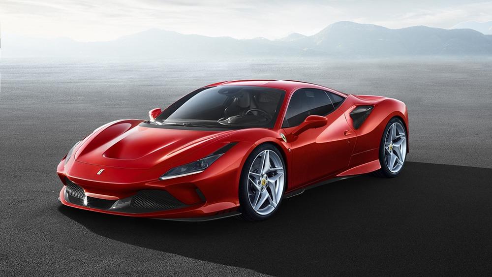 New 2021 Ferrari F8 Tributo for sale Call for price at Bugatti of Greenwich in Greenwich CT 06830 1