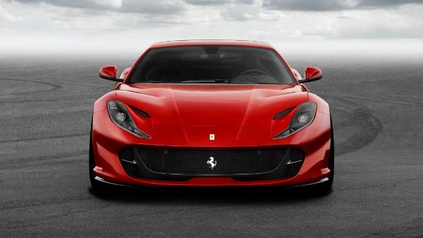 New 2021 Ferrari 812 Superfast for sale Call for price at Bugatti of Greenwich in Greenwich CT 06830 4
