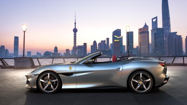 New 2020 Ferrari Portofino for sale Call for price at Bugatti of Greenwich in Greenwich CT 06830 2
