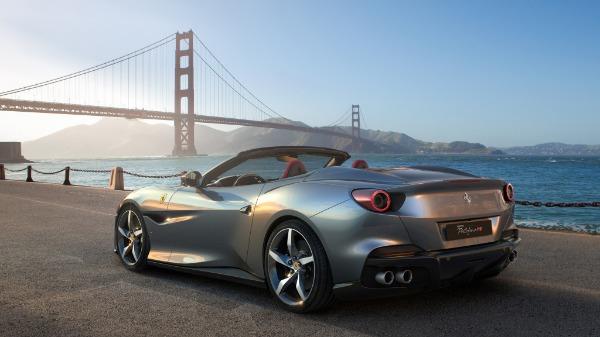 New 2020 Ferrari Portofino for sale Call for price at Bugatti of Greenwich in Greenwich CT 06830 3