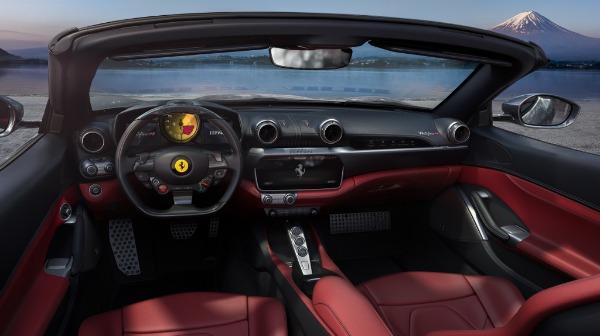 New 2020 Ferrari Portofino for sale Call for price at Bugatti of Greenwich in Greenwich CT 06830 4