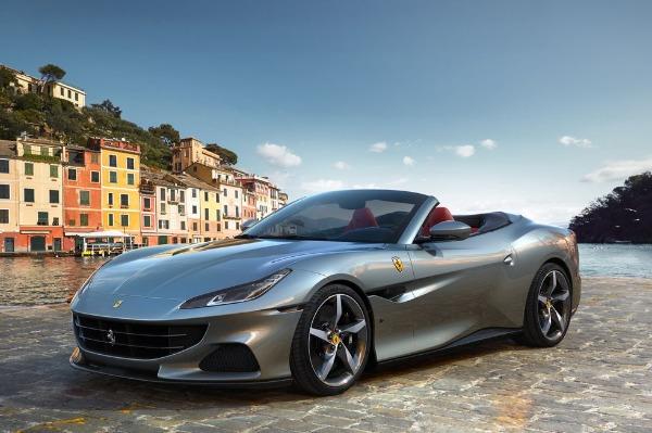 New 2020 Ferrari Portofino for sale Call for price at Bugatti of Greenwich in Greenwich CT 06830 1